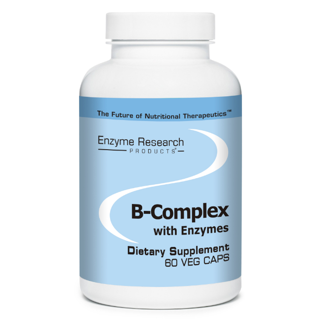 B-Complex with Enzymes