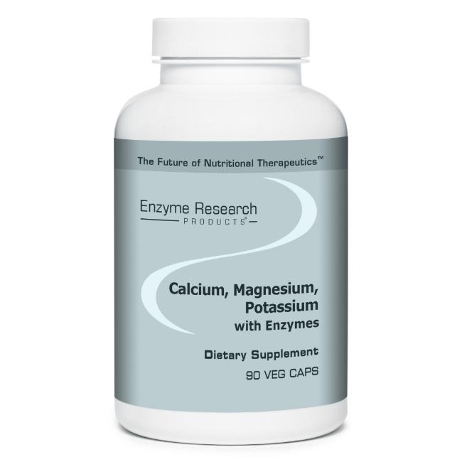 Calcium, Magnesium, Potassium with Enzymes