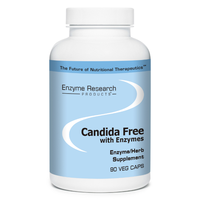 Candida Free with Enzymes