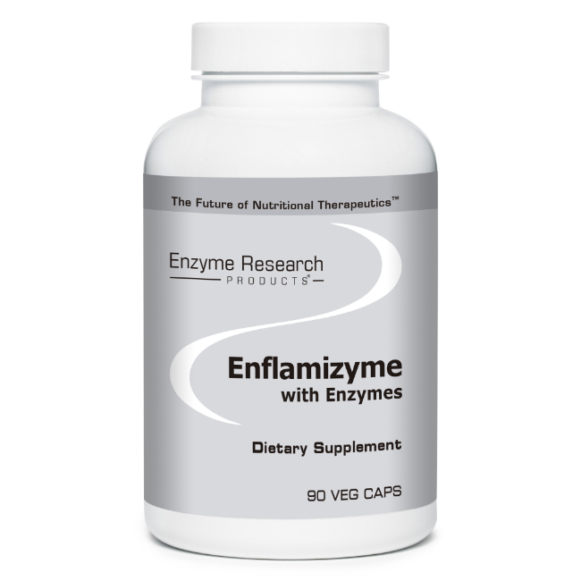 Enflamizyme with Enzymes