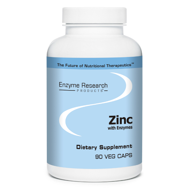 Zinc with Enzymes